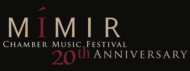 20th Anniversary MIMIR logo
