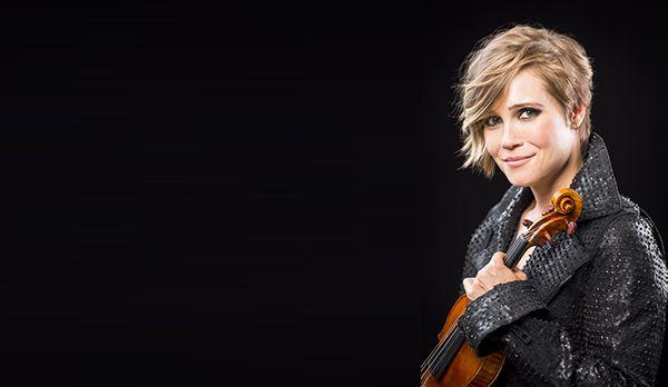 Internationally celebrated concert violinist opens 21st season